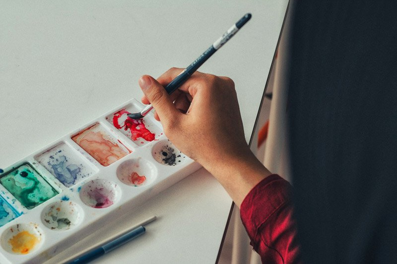 how to become an artist without going to art school - Essential tools for beginner artists