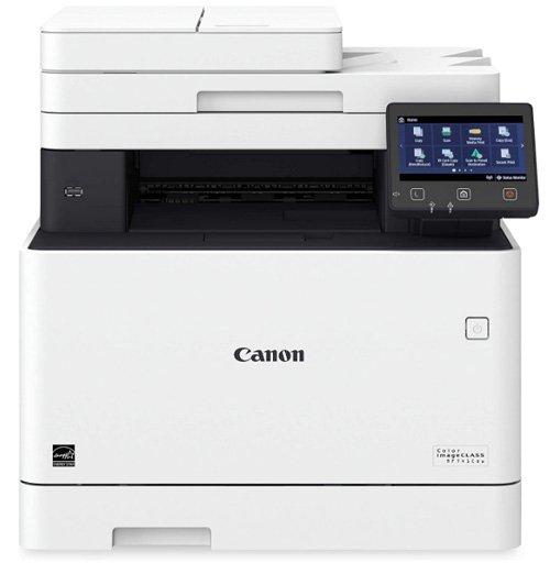 Les meilleures imprimantes pour les enseignants et l'école à la maison - Canon Color ImageClass MF741Cdw