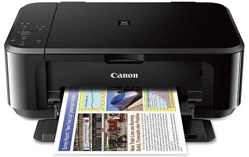 Canon Pixma Wireless All-in-One Color Inkjet Printer MG3620