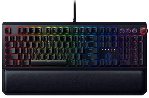 Best silent mechanical keyboard - - Razer BlackWidow Elite Mechanical Keyboard