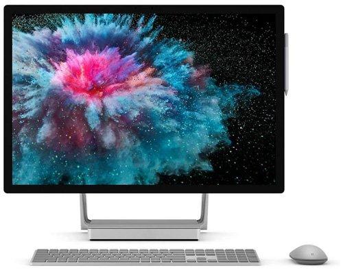 Meilleurs ordinateurs de bureau pour graphistes - Microsoft Surface Studio