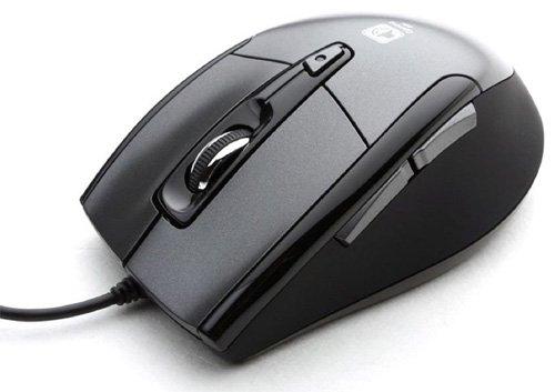 Meilleure souris gamer silencieuse - JSCO Noiseless souris USB optique de jeu Souris