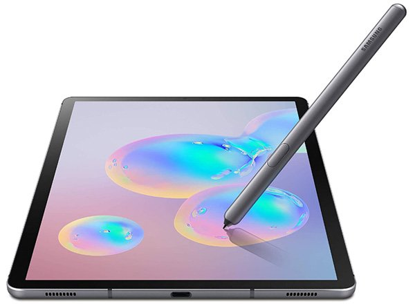 Best Android Tablets for Drawing - Samsung Galaxy Tab S6