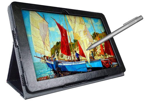 Best Android Tablets for Drawing - Simbans Picasso Tab