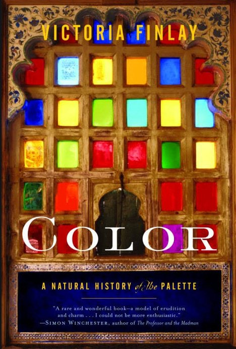 Best Books on Color Theory for Artists - Color: A Natural History of the Palette