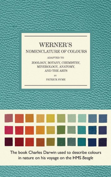 Best Books on Color Theory for Artists - Werner's Nomenclature of Colours