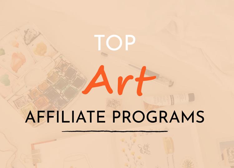 Top Art Affiliate Programs