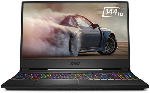 MSI GL65 Leopard - le meilleur pc portable pour la modélisation et le rendu 3D