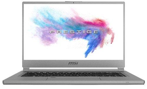MSI P65 Creator - le meilleur pc portable pour la modélisation et le rendu 3D