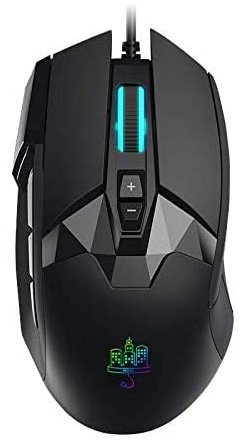 Best mouse for graphic design MOJO Pro Performance Silent Gaming Mouse