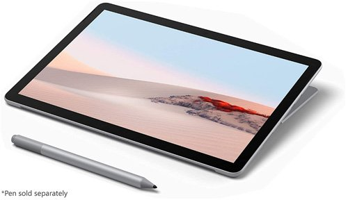 """Tablet with pen & stylus New Microsoft Surface Go 2 - 10.5"""""""