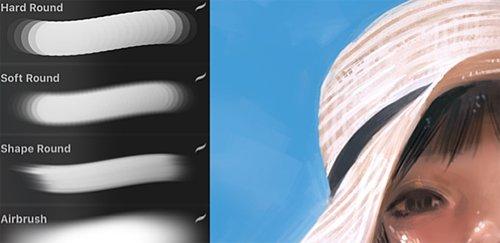 Brushes for Procreate, SAI & Photoshop