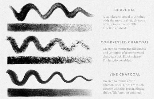 Drawing Box – Procreate Brushes