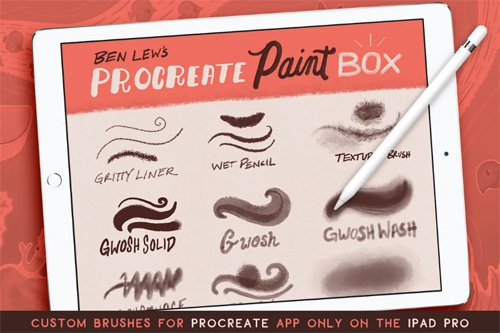 Procreate Paint Box