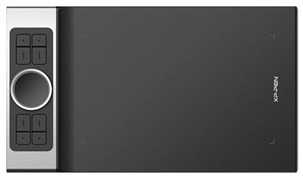 XP-Pen Deco Pro Medium 11.6 Inch - Tablettes graphiques pour les artistes et les graphistes