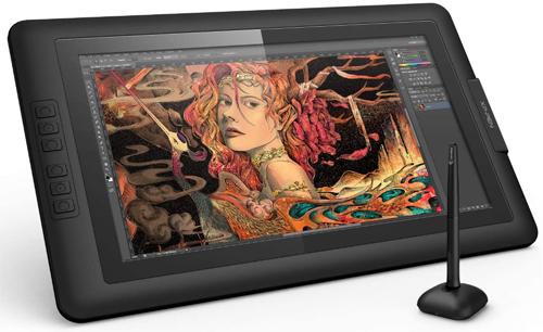XP-Pen Artist 15.6 pen display - Tablettes graphiques pour les artistes et les graphistes