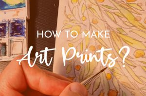 How to make art prints