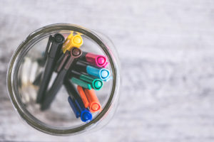 Les meilleurs stylos gel pour les livres de coloriage